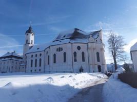 Ausflug zur Wieskirche