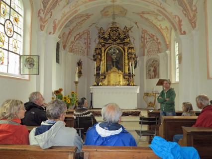 Schlosskapelle Erching
