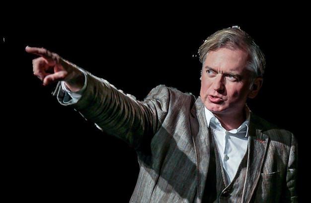 Kabarettist Christoph Springer