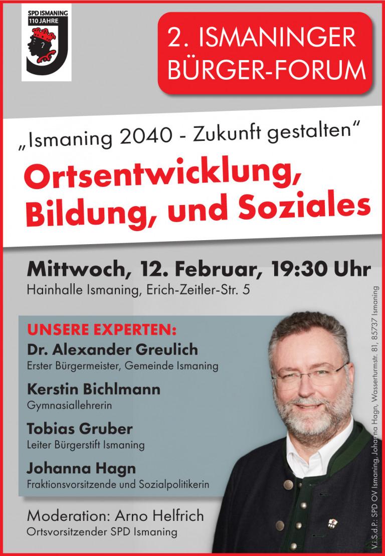 Forum Ortsentwicklung 2020-02-12